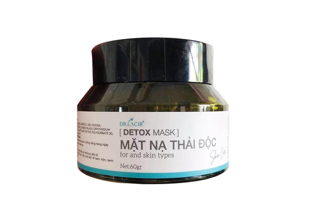 Mặt Nạ Thải Độc Detox Mask Dr Lacir 60gr